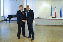 Порошенко и Яценюк не могут договориться о переформатировании Кабмина – СМИ