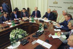 «Круглый стол нацединства» в Донецке перенесли на неопределенный срок