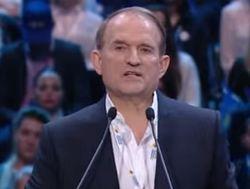 На Медведчука завели дело о госизмене после его слов о Донбассе