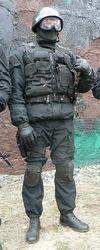 Боец Скорпиона, защита атомных объектов