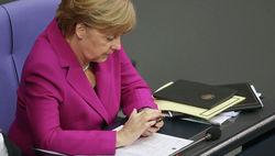 Ангела Меркель вопреки слухам уходить в отставку не намерена