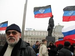 В Донецке пророссийские боевики не пускают сотрудников в телерадиокомпанию