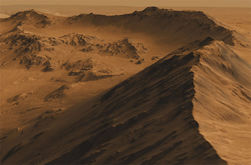 На Марсе обнаружен кратер из которого произошли все марсианские метеориты