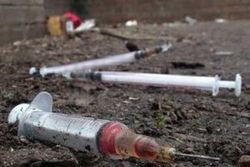 120 тысяч украинцев ежегодно умирает от наркотиков