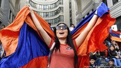 Армянский народ добился своего