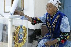 Досрочные выборы президента предложили провести в Казахстане