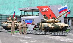 """Производитель танка """"Армата"""" считает шантажом заявления """"Альфа-банка"""""""
