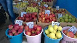Цены на фрукты и овощи в Крыму вводят в ступор покупателей