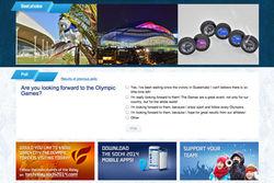 Опрос на сайте Олимпиады в Сочи исчез, когда его высмеяли западные СМИ