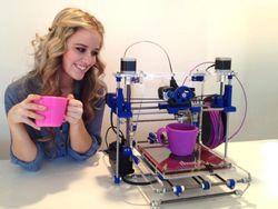 Рынок 3D-принтеров ожидает десятикратный рост к 2017 году - эксперты