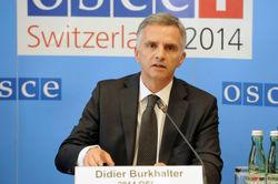 ОБСЕ позитивно оценило освобождение админзданий в Украине