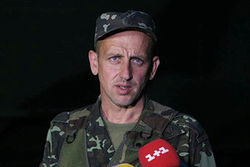 В Донецке захвачена часть РВ ПВО Украины