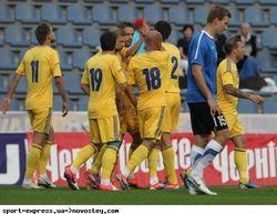 Украина третья по силе в Европе футбольная сборная - СМИ