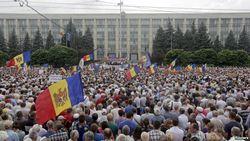 Митинги в Кишиневе продолжаются – требования участников