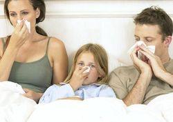 Взрослые болеют гриппом в среднем 2 раза в десятилетие – ученые