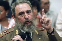 В день 90-летнего юбилея Фидель Кастро появился на публике