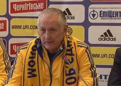 Украина проиграла психологически, но и судья помог Франции – Фоменко