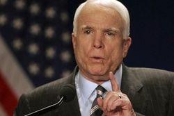 Сирийская оппозиция опустошена и брошена – сенатор Маккейн