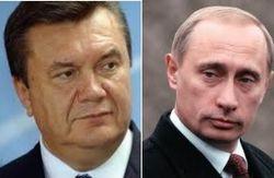 Тональность Путина не понравилась Януковичу – Украина в ТС не идет