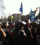 Штурмовавших Киевсовет народных депутатов хотят лишить мандатов