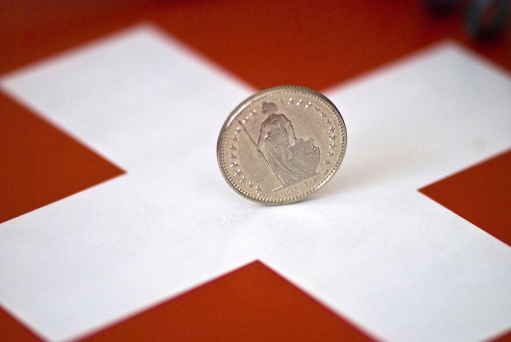Chf курс к евро