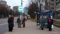 В Ленобласти автомобиль врезался в остановку, погибли три человека