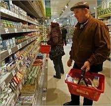 Рост цен в Украине: подорожание мяса и алкоголя