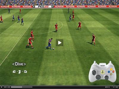 FIFA дает своей ответ разработке PES