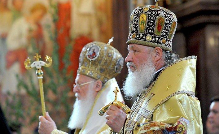 Грузинская Церковь отказалась участвовать воВсеправославном соборе