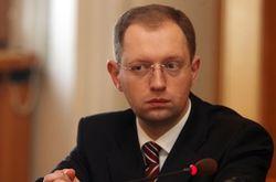 Яценюк: Янукович боится Майдана, потому не подписал соглашение о вступлении в ТС