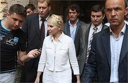 Тимошенко достигла понимания с захватчиками СБУ в Луганске