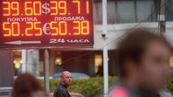 Крым камнем тянет рубль на дно – Bloomberg