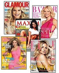 27 самых популярных глянцевых журналов России в июле 2014г.