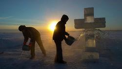Православные встречают Крещенский сочельник
