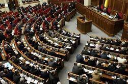 Парламент Украины может не уложиться в евроинтеграционный график