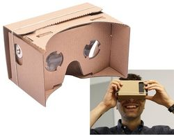 Google займется виртуальной реальностью