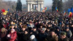 Молдова протестует против коррупции, а не евроинтеграции