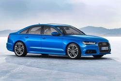 Audi показала миру обновленные модели A6 и A7