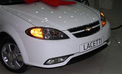 Обновленная Chevrolet Lacetti
