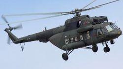 Украинские вертолеты прибыли из Африки, чтобы помочь в АТО