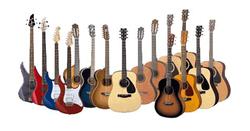 Названы популярные бренды музыкальных инструментов и продавцов у россиян в Интернете