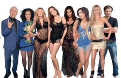 50 самых популярных звезд шоу-бизнеса Украины июля 2014г. в Интернете