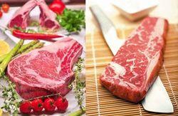 Успехи PR в бизнесе: в Нью-Йорке стейк из мраморной говядины продан за 2,8 тыс. долларов