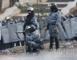 В Киеве в больницу доставлен еще один демонстрант с огнестрельным ранением