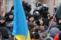 МВД: на Евромайдане в Черкассах избит милиционер
