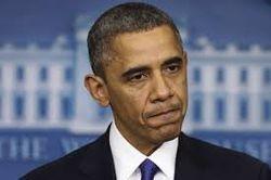 Рейтинг Барака Обамы обвалился до рекордно низких показателей