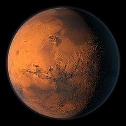 На Марсе были ядерные взрывы – ученые