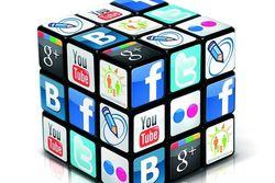 25 самых популярных социальных сетей у россиян в мае 2014 г.
