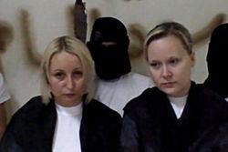 Женщины из Молдовы и Беларуси сбежали из плена сирийских повстанцев