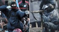 Милиция переделывает шумовые гранаты под боевые – Евромайдан